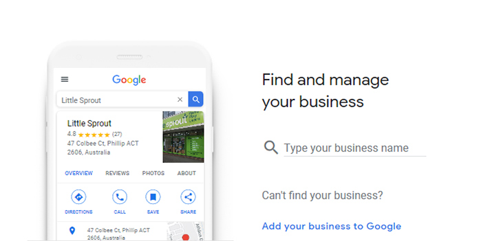 Google My Business for Tradies