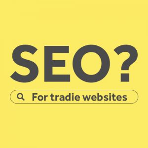 SEO For Tradie